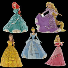 Full Range of Disney Traditions Treasure Keeper Princess Figurines By Jim Shore