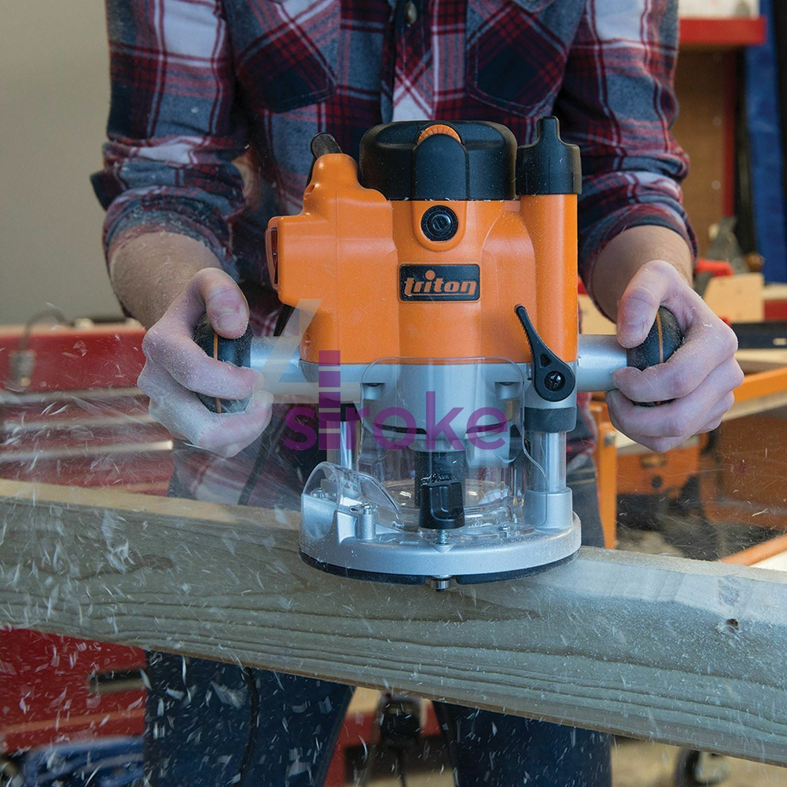 Heavy Duty Compact Precision Plunge Router 1010W Jof001 Woodwork Joinery