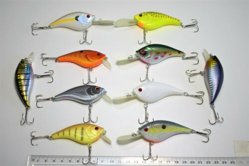 **Clearance**Fishing Lures Bream Salmon Flathead Whiting Redfin Bass Perch Trout