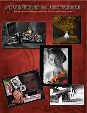 ADOBE PHOTOSHOP TRAINING DIGITAL PHOTO CS2/CS3/CS4