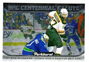 2016-17-UD-Parkhurst-CENTENNIAL-SALUTE-S-21-PATRICE-BERGERON-Retail-Only-Bruins