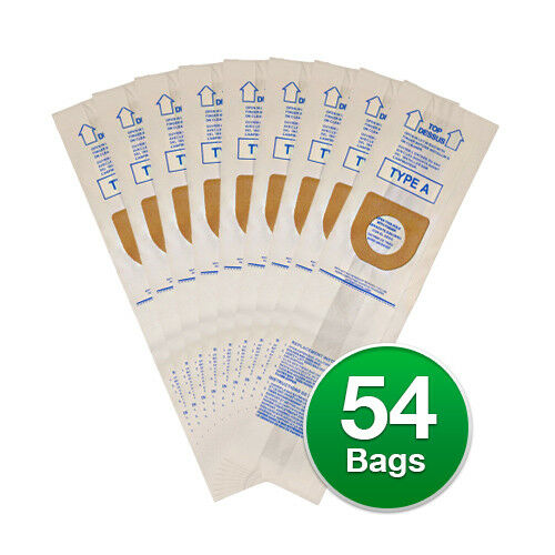 Type Replacement Vacuum Bags for Hoover 4010001A 6 Pack Paper Bag