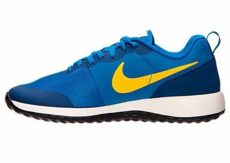 Nike uomini elite di scarpe casual shinsen azioni di elite formazione blu 801780-474 taglia 10 07369a