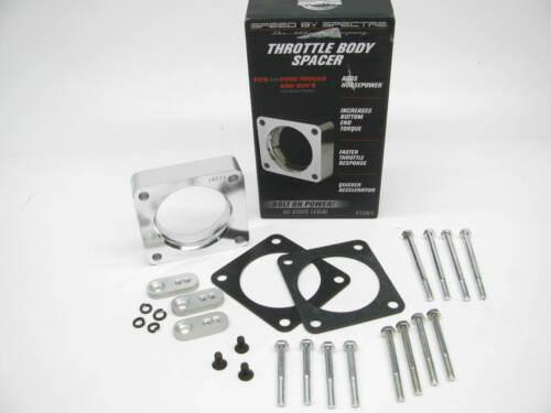 Spectre 11261 Power Plate Throttle Body Spacer 1997-2010 Ford F-150 4.6L V8