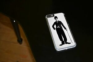 Charlie-Chaplin-BW-Phone-Case-Cover-Fits-iPhone-4-5-5s-SE-6-6s-7