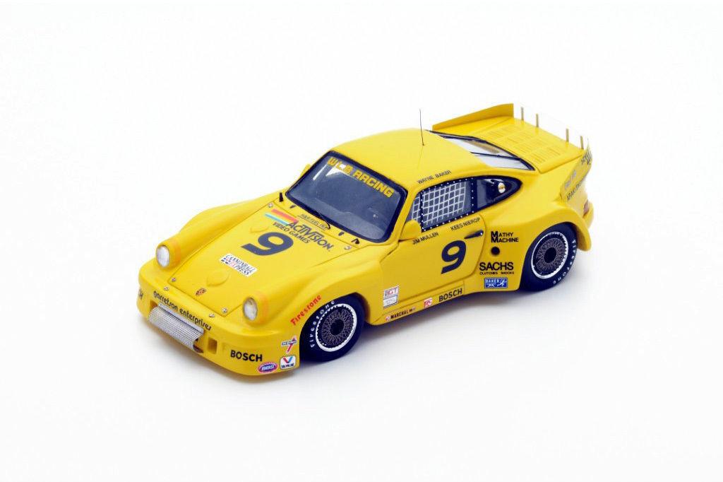 43SE83 Spark 1 43 Porsche 934 n.9 Winner 12H Sebring 1983 W. Baker-Mullen-Nierop