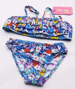 ffe6d7067bb8 Caricamento dell'immagine in corso Bikini-fascia-bimba-bambina -costume-da-bagno-estate-