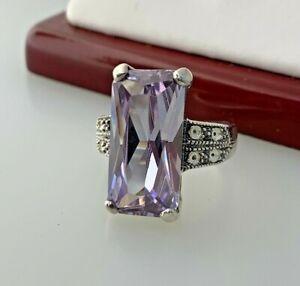 Lavender-Amethyst-Ring-In-Sterling-Silver-Sz-6-75-8
