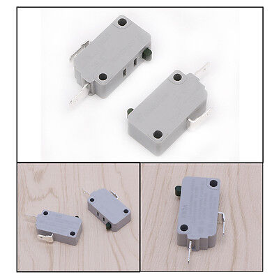 1Pc 5E4 10T105 Microwave Oven KW3A Door Micro Switch Normally Close Tool New
