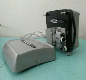 Vintage-Royal-Deluxe-Model-660A-8mm-Film-Projector
