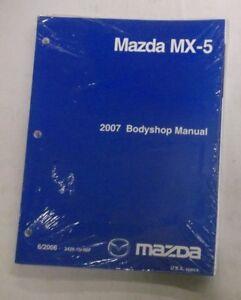 2007 mazda mx 5 manual