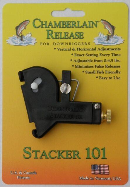 Chamberlain Release Stacker 101 for Downriggers