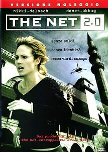 The-Net-2-0-2006-DVD-Rent-Nuovo-Sigillato-The-Net-2-N