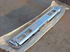 1972 72 Dodge Dart Swinger Custom Rear Bumper RECHROME USA Chrome