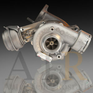Bi-Turbolader-VW-Touareg-V10-R50-5-0-230-257-Kw-rechter-Lader-Garrett-755964