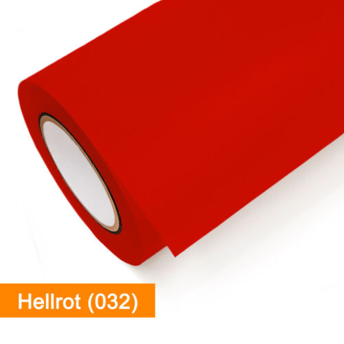 KlebefolieOracal 651-032 Hellrot glänzend mattab 1 lfmgünstig