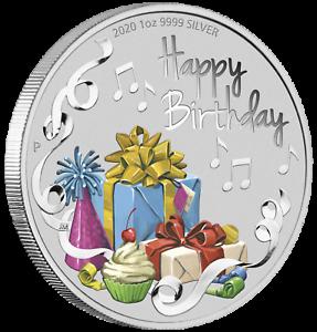 2020-Australia-Happy-Birthday-1oz-1-Silver-dollar-Coin-Colorized
