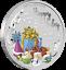 2020-Australia-Happy-Birthday-1oz-1-Silver-dollar-Coin-Colorized thumbnail 1