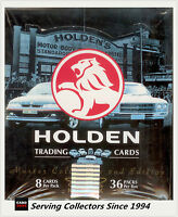 Holden Trading Cards Master Collection Series (ii) Factory Box (36 Packs)