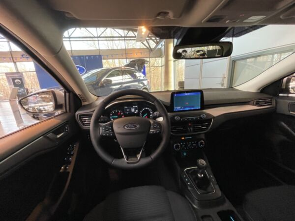 Ford Focus 1,0 EcoBoost mHEV Titanium stc. billede 5