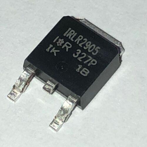 5x irlr 2905 MOSFET, n-CH, 55v, 42a, 110w