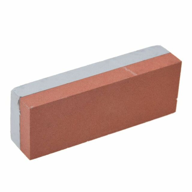E8R3 Combination Grit Double Sided Knife Honing Sharpener Sharpening Stone Whets