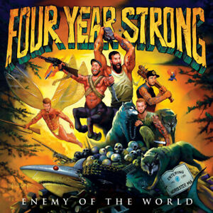 Four-Year-Strong-Enemy-Of-The-World-2009-CD-NEW