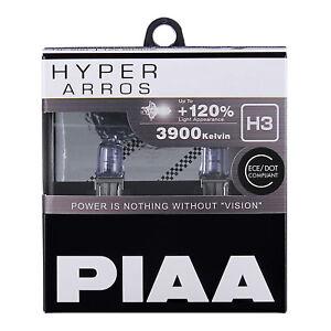 NOUVEAU-HE-909-PIAA-HB3-9005-Hyper-Arros-3900K-revalorise-Voiture-Ampoules-120-plus-lumineux