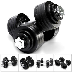 Yes4All-Cast-Iron-Adjustable-Dumbbell-Weight-Set-40-to-200-lbs-Set-of-2