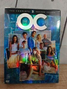 The O.C.: Season 2 (DVD, 2004) Peter Gallagher, Kelly Rowan Free Shipping