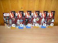 STAR Wars la forza si sveglia NEVE Desert 3.75 pollici Action Figure Set di sei