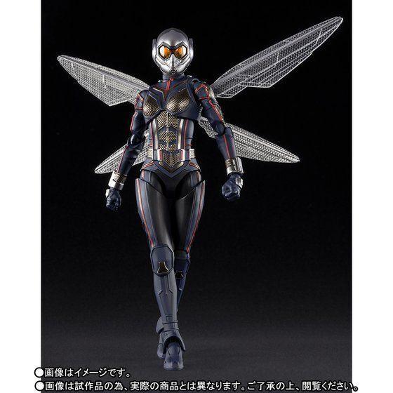 Bandai S.H.Figuarts Wasp (Ant-Man and the Wasp) Japan version