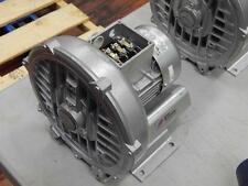 211 Elmo Gardner Denver G Bh1 2bh1100 7ah06 Side Channel Blower Vacuum Pump