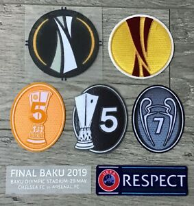 uefa europa league 5 timers winner boh 5 final baku match detail patch ebay details about uefa europa league 5 timers winner boh 5 final baku match detail patch