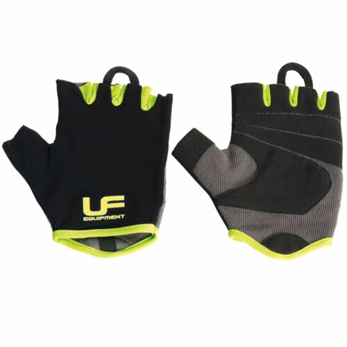 UFE Fitness Sport Training Workout Weight Lifting Gym Fingerless Exercise Gloves