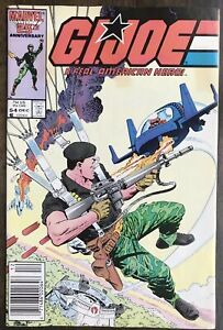 G-I-Joe-54-55-56-61-VF-NM-Marvel-Comics-1987-Unlimited-Shipping-just-3-99