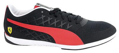 PUMA Synthetic Ferrari Valorosso 2 Men's Shoes in Black for