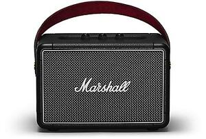 Marshall Kilburn II Portable Bluetooth Speaker, Black