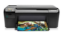 HP C4640 All In One Printer-Scanner-Copier + Accessories
