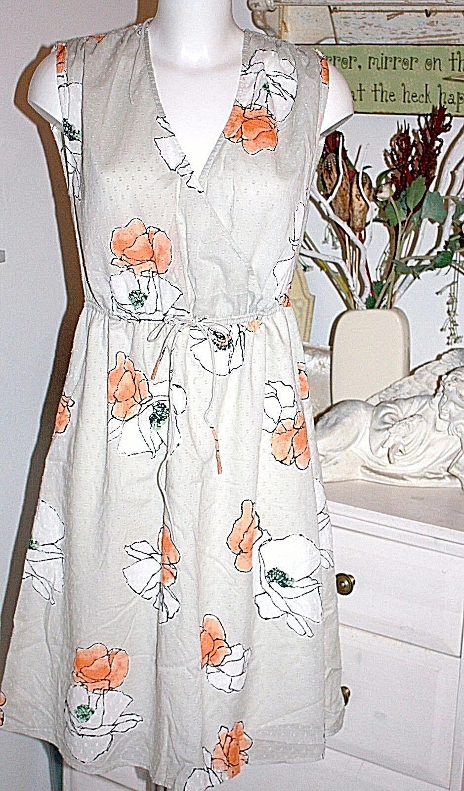 Noa Noa  Kleid  Dress  ohne Arm Vintage Bloom Mercure  Größe  XS  Neu