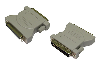 GD127742 D25 Male Half Pitch 50 weiblich SCSI-2- Adapter