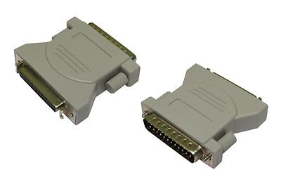 GD127742 D25 Male Half Pitch 50 weiblich SCSI-2- Adapter