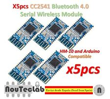 5pcs Cc2541 40 Ble Bluetooth Uart Transceiver Module Cc2540 Hm 10 Ibeacon