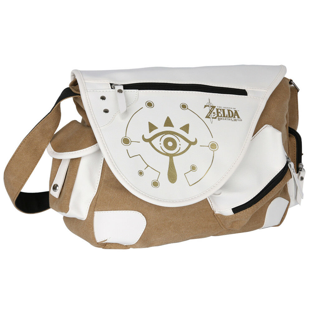 BRAND NEW Zelda Breath Of The Wild Mini Sling Bag