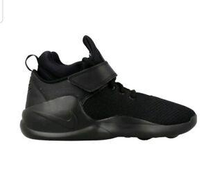 845075 Nike Kwazi 002 40 Gs Trainers Sneakers Black Triple 6 Uk 39 Eu rYrZ1nO