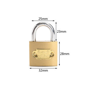 Strong-Metal-Padlock-Keyed-Lock-Safety-Security-Padlock-Equipped-With-Three-Keys