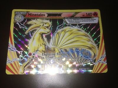 POKEMON NINETALES TURBO 16//108 RARA HOLO EVOLUZIONI THE REAL/_DEAL SHOP