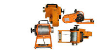 Winch - Chainsaw Mounted - 4000 Lb Cap - Includes 150 Ft Of 3/16 Cable