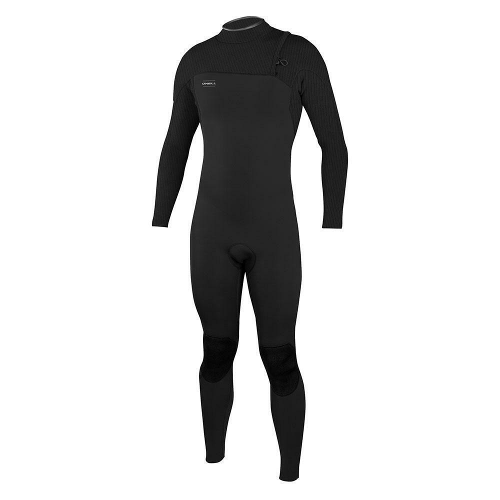 Oneill Hyperfreak 5 4 Zip Free Wetsuit 2019 Schwarz O'Neill Surfen Wetsuits