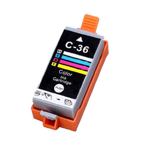 1 pack CLI-36 ink Cartridge fits Canon PIXMA iP100 iP110 Printer FREE SHIPPING!